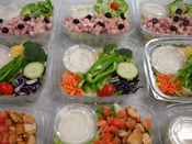 School Lunch Program - Salads