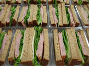 School Lunch Program - Sandwiches